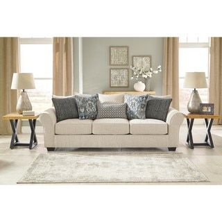 Shop for Signature Design by Ashley Silsbee Sepia Sofa. Get free shipping at Overstock.com - Your Online Furniture Outlet Store! Get 5% in rewards with Club O!