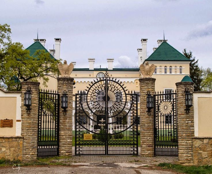 Acsaújlak, Prónay Patay kastély -  Hungary