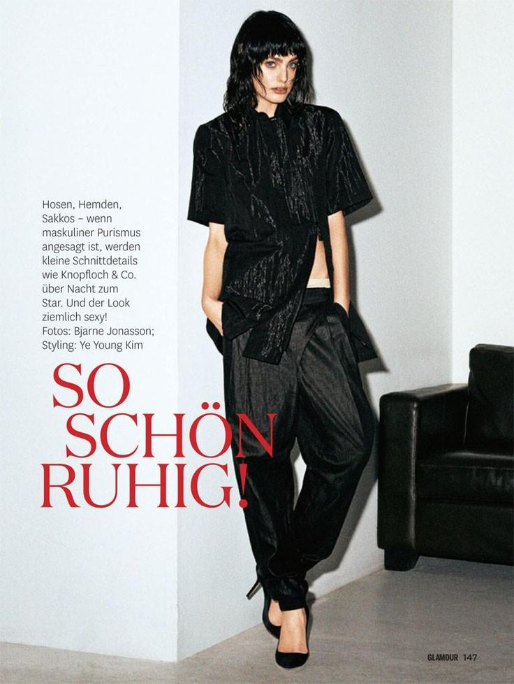 So Schon Ruhig (Glamour Germany)