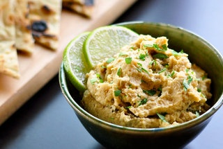 roasted jalapeno amp lime hummus courtney stanley this reminded me of ...