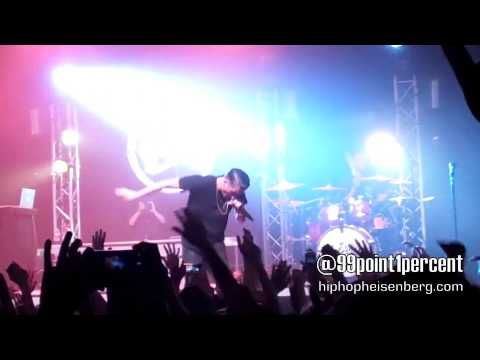 G-Eazy - Endless Summer (Live) These Things Happen Tour @ Fonda Theater Los Angeles CA 2/27/14
