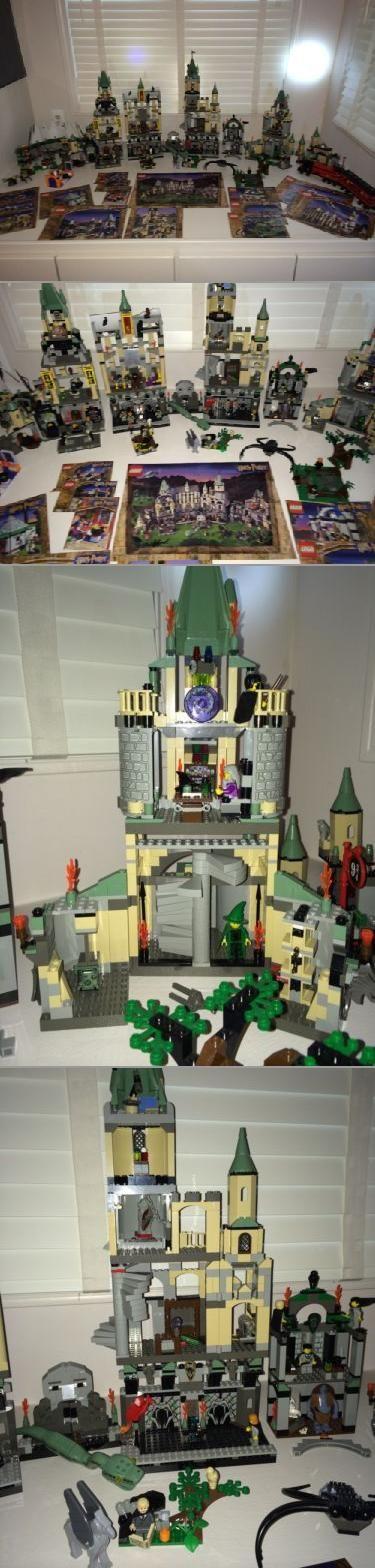 Lego Harry Potter Castle Lot 523 best