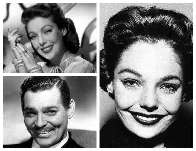 Vintage Hollywood Scandals - Loretta Young and Judy Lewis