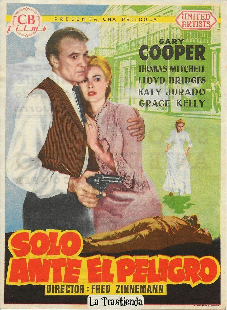 Programa de Cine - Solo ante el Peligro