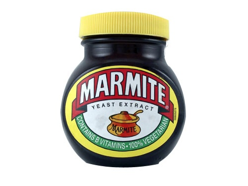 Marmite, full of Vitamin B via @pipehillhouse