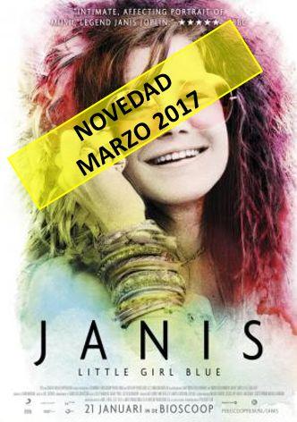 Janis : la verdadera historia de la reina del blues / escrita y dirigida por Amy J. Berg