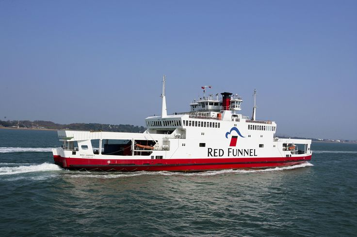Red Funnel Isle of Wight Ferries - Vehicle Ferry