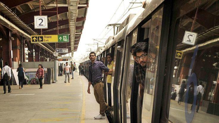 Delhi metro's longest line will run in two parts 4km stuck over rehab delay - Hindustan Times #757Live