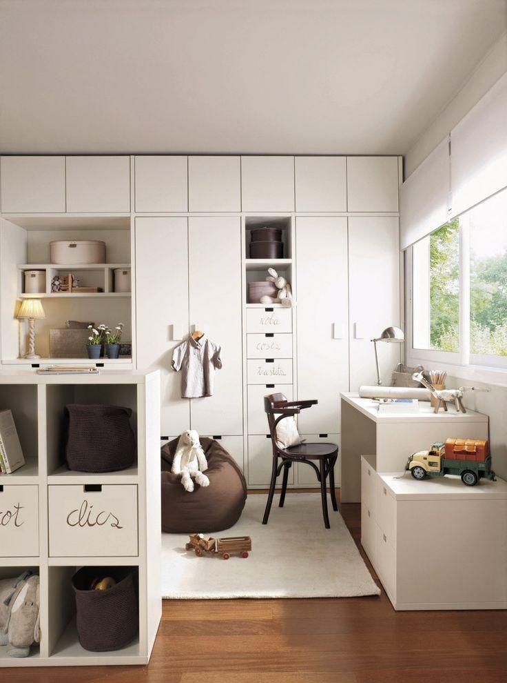 12 habitaciones de niño · ElMueble.com · Niños: