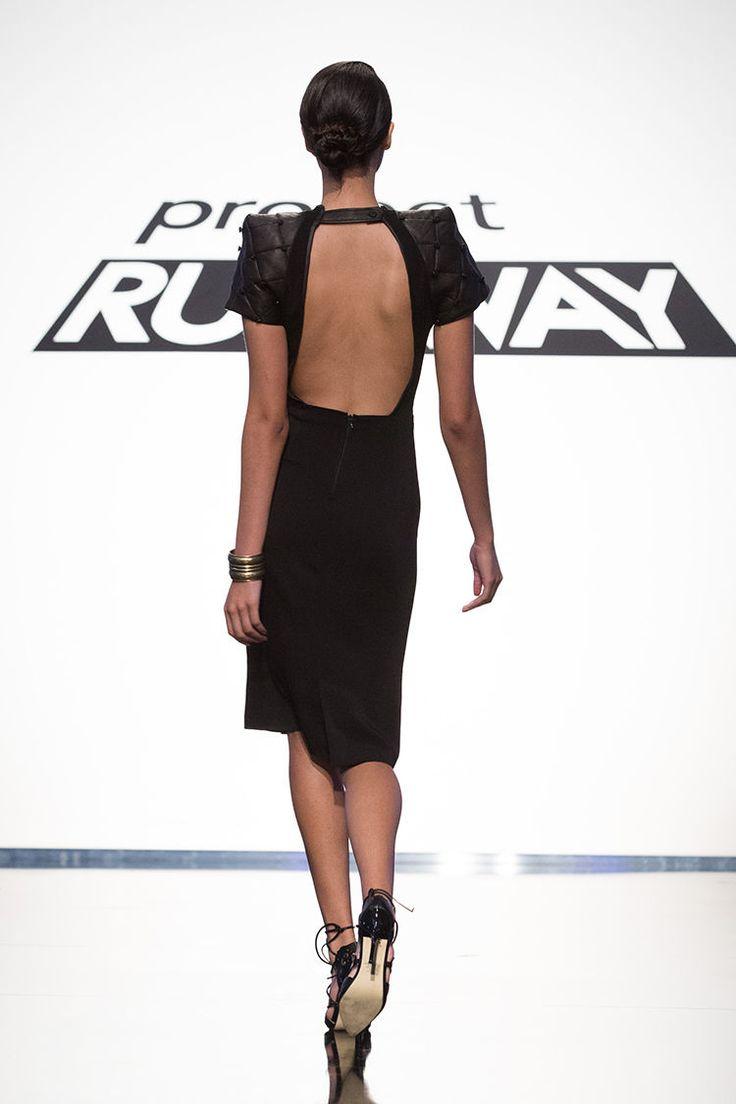 Project Runway Season 15 Ep. 6 Absolut Elyx Outfit Designed by Laurence Basse   Entertainment Memorabilia, Television Memorabilia, Wardrobe   eBay!