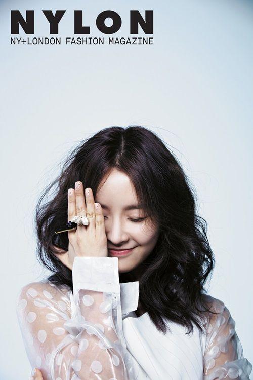 Jung Yumi - Nylon Mar 2014