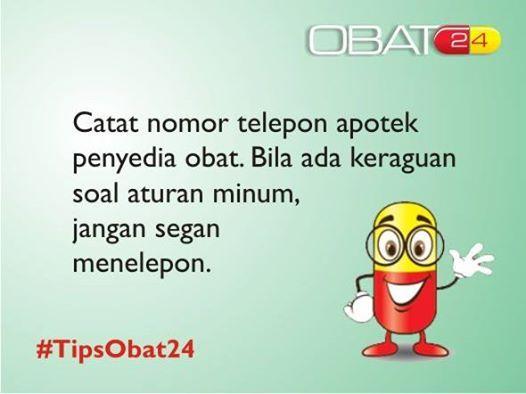 Tips Apotek Online Obat24