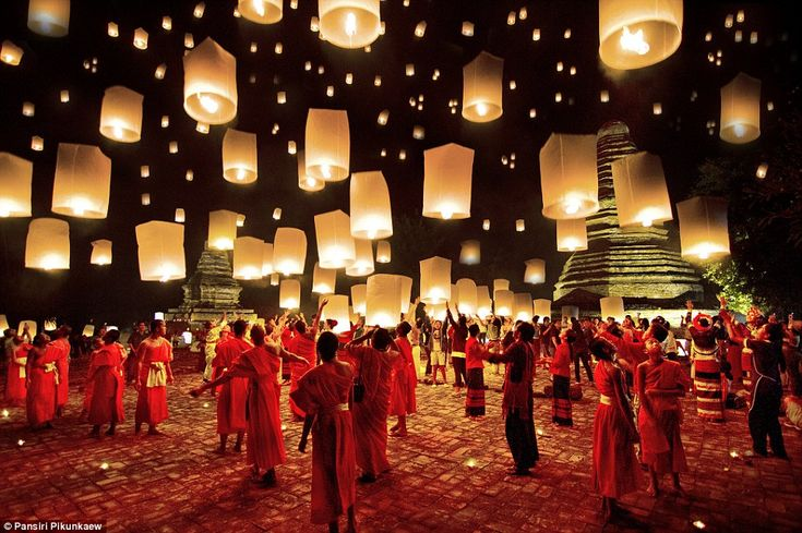 Dozens of lanterns illuminate the night air in Thailand in another 'low light' entrant  Read more: http://www.dailymail.co.uk/news/article-2095791/Sony-World-Photography-awards-shortlist-2012-provides-real-challenge-eye.html#ixzz1llMlY0Z6