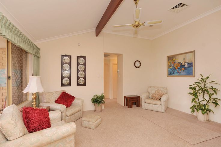 The Family Room at 6 Robbins Place in Winthrop