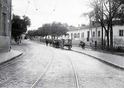 Calle Eugenia de Montijo