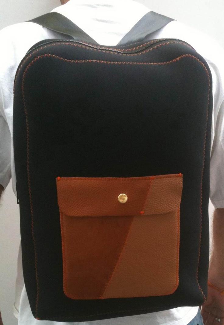 Combhard bag pack !