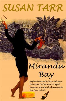 MIRANDA BAY, New Zealand, tourist resort. Romantic Comedy.