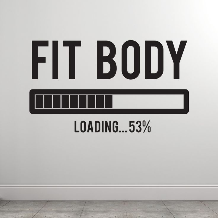 Köp Fit body loading väggdekor - från endast 189 kr ★ Marknadens bästa kvalitet ★ Egen produktion ★ 30 dagars returrätt ★ Snabbleverans ★
