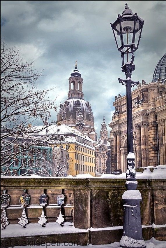 Dresden Frauenkirche Germany Travel World Cities Places To Go