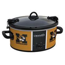 Missouri Tigers Collegiate Crock-Pot® Cook