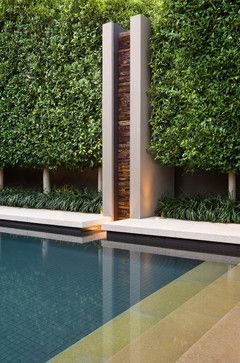 Toorak Project - modern - pool - melbourne - Anston Paving Stones