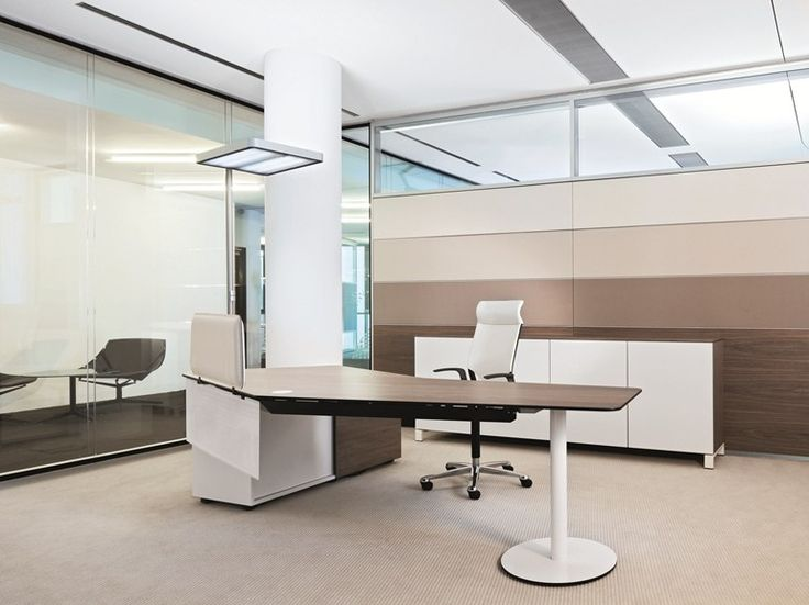 Exceptional Office Workstation T Front Office By BENE