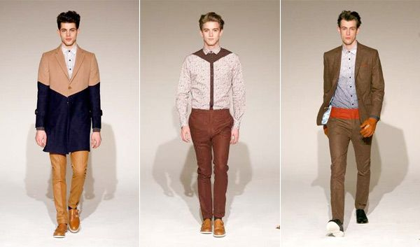 """Carlos Campos' fall 2012 collection derived from Gabriel García Márquez's """"Love in the Time of Cholera"""""""