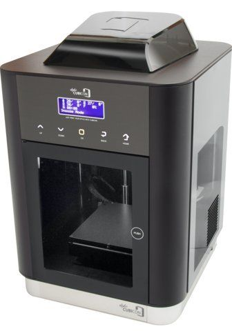 Cubicon Style 3D Printer with auto levelling and Hepa air filter