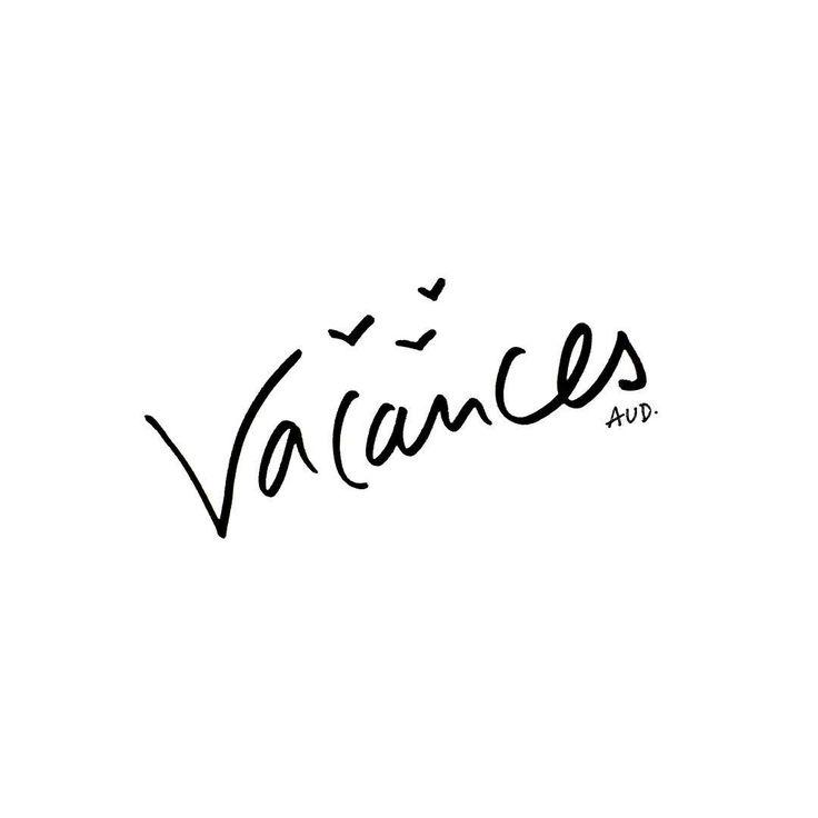 Vacances ♡