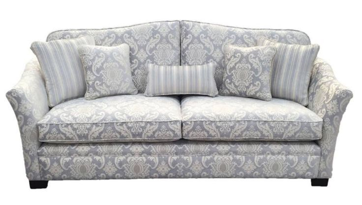 Othello Small Sofa in Tolstoy Fabric Range