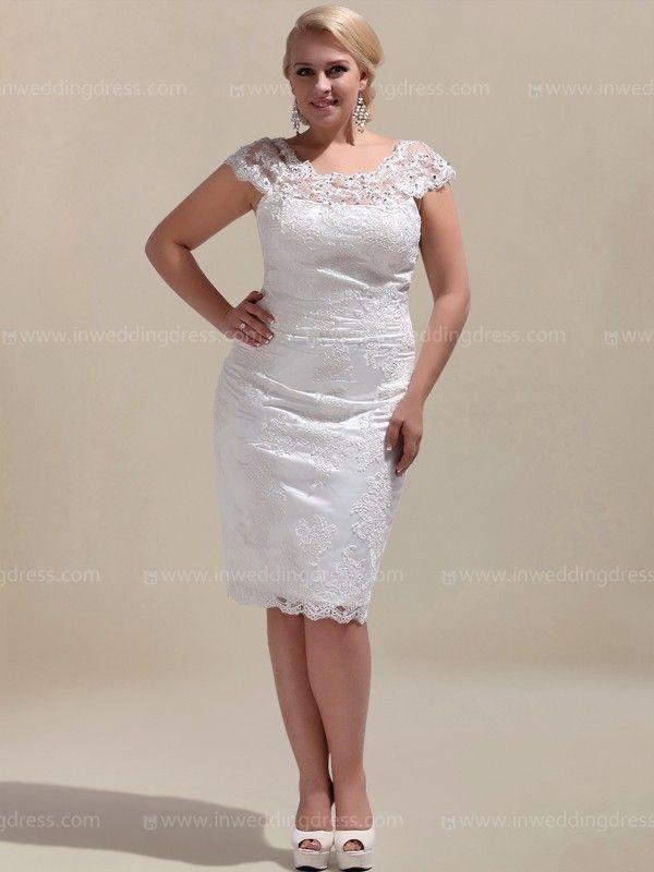 plus wedding dresses