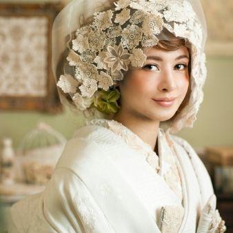 aim(スタジオエイム):【注目度NO.1】和装プラン★aimが提案★大人花嫁の新スタイル                                                                                                                                                                                 もっと見る