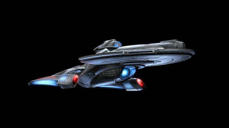 star trek starships | Adam Williams - 3d Artist: Star Trek Online: Ships of the Line