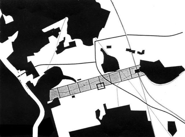 Ville Nouvelle, Melun Senart, 1987