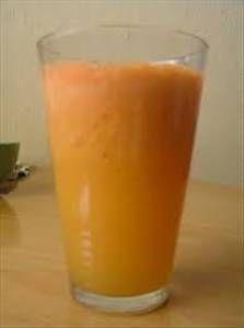 Orange Pineapple Banana Smoothie!