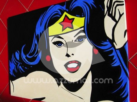 Oltre 25 fantastiche idee su quadri pop art su pinterest - Christian cartoni animati immagini ...