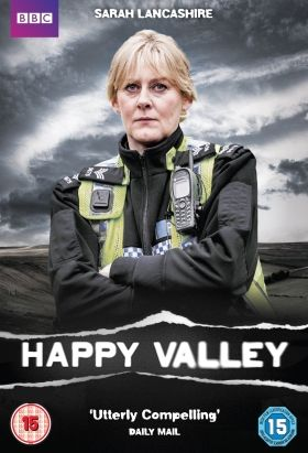'Happy Valley', 2014 - Riveting, Crime/Drama - 6-part series for BBC One, Starring Sarah Lancashire as police sergeant Catherine Cawood. Catherine Cawood is the sergeant on duty when flustered and nervous accountant Kevin Weatherill comes into her West Yorkshire police station to report a crime. What follows is white knuckling - suspense driven, amazing acting for all 6 episodes of this perfect, British Crime/Drama!