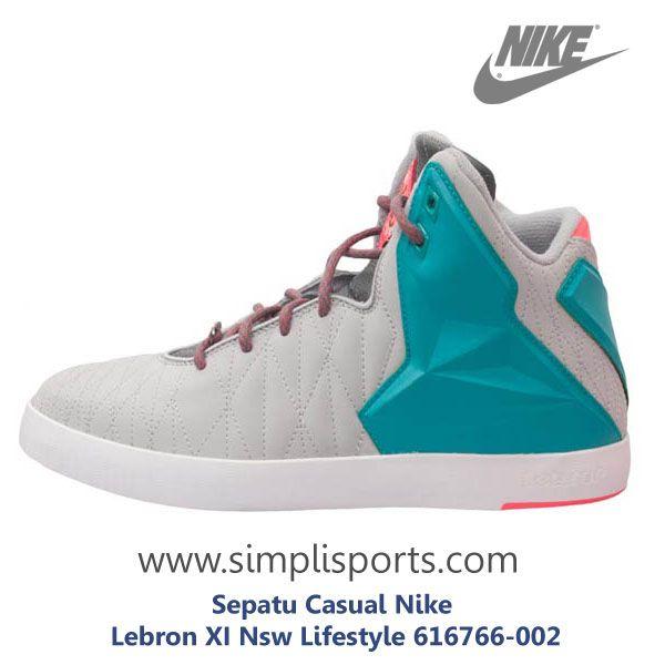 Sepatu Sneakers Casual Nike Lebron XI Nsw Lifestyle ORIGINAL 616766-002 www.simplisports.com http://simplisports.com/Sepatu-Sneakers-Nike-Indonesia/pusat-penjualan-pemasaran-sepatu-sneakers-casual-nike-asli/Sepatu-Casual-Nike-Lebron-XI-Nsw-Lifestyle-ORIGINAL-616766-002