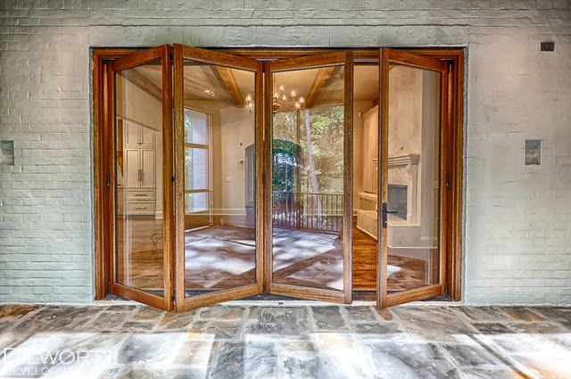 1000 images about accordion doors on pinterest vinyls for Marvin folding doors