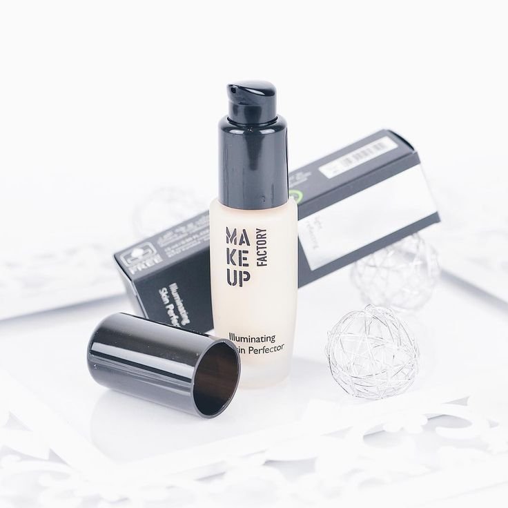 This Primer from Make up Factory is perfect for more glow www.bibifashionable.at