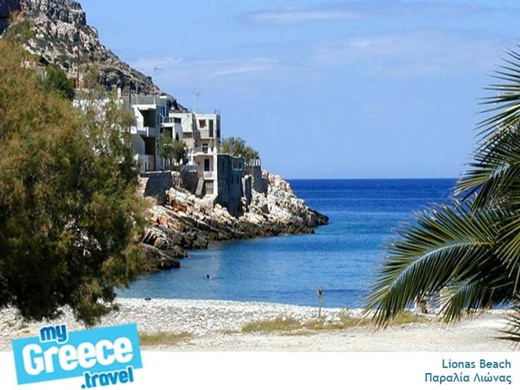 Lionas Beach. http://www.naxos-tours.gr/en/