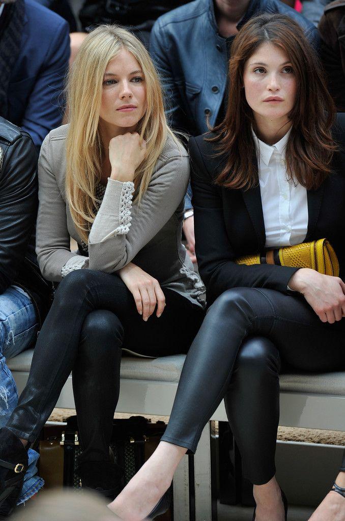 Sienna Miller and Gemma Arterton