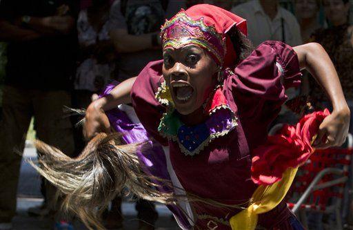 Women drummers break barriers in Cuba percussion | WANE