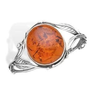 Extra Large Baltic Amber Bangle Sterling Silver Bangle Bracelet AzureBella Jewelry. $184.62. .925 sterling silver. Jewelry gift box included. Genuine Baltic amber. Cognac color