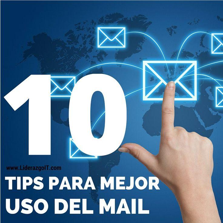 10 tips para mejorar el uso del Mail