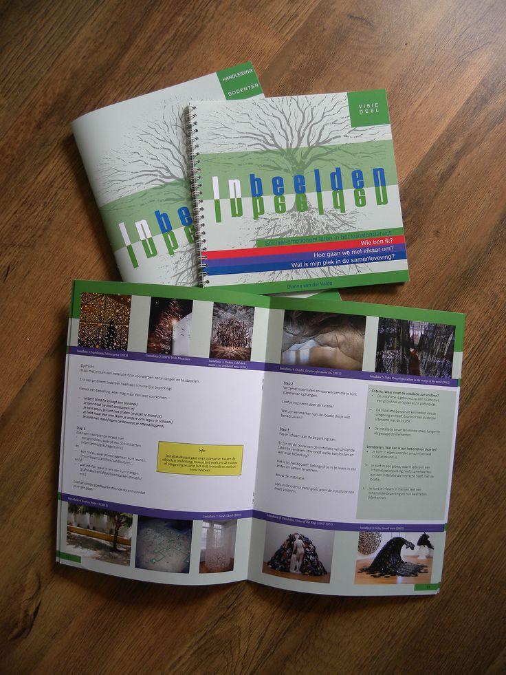 Het plan bestaat uit een visiedeel, leerwerkboek,en docentenhandleiding.