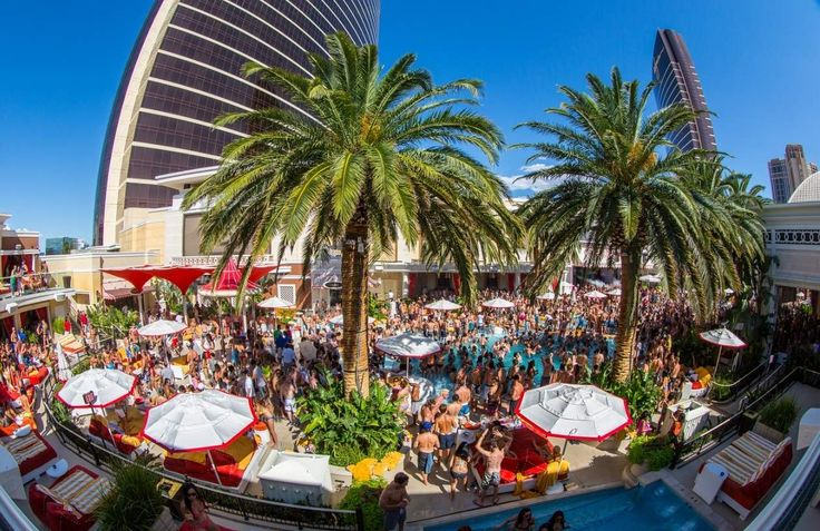 The 17 Best Pool Parties in Las Vegas: a Complete Guide