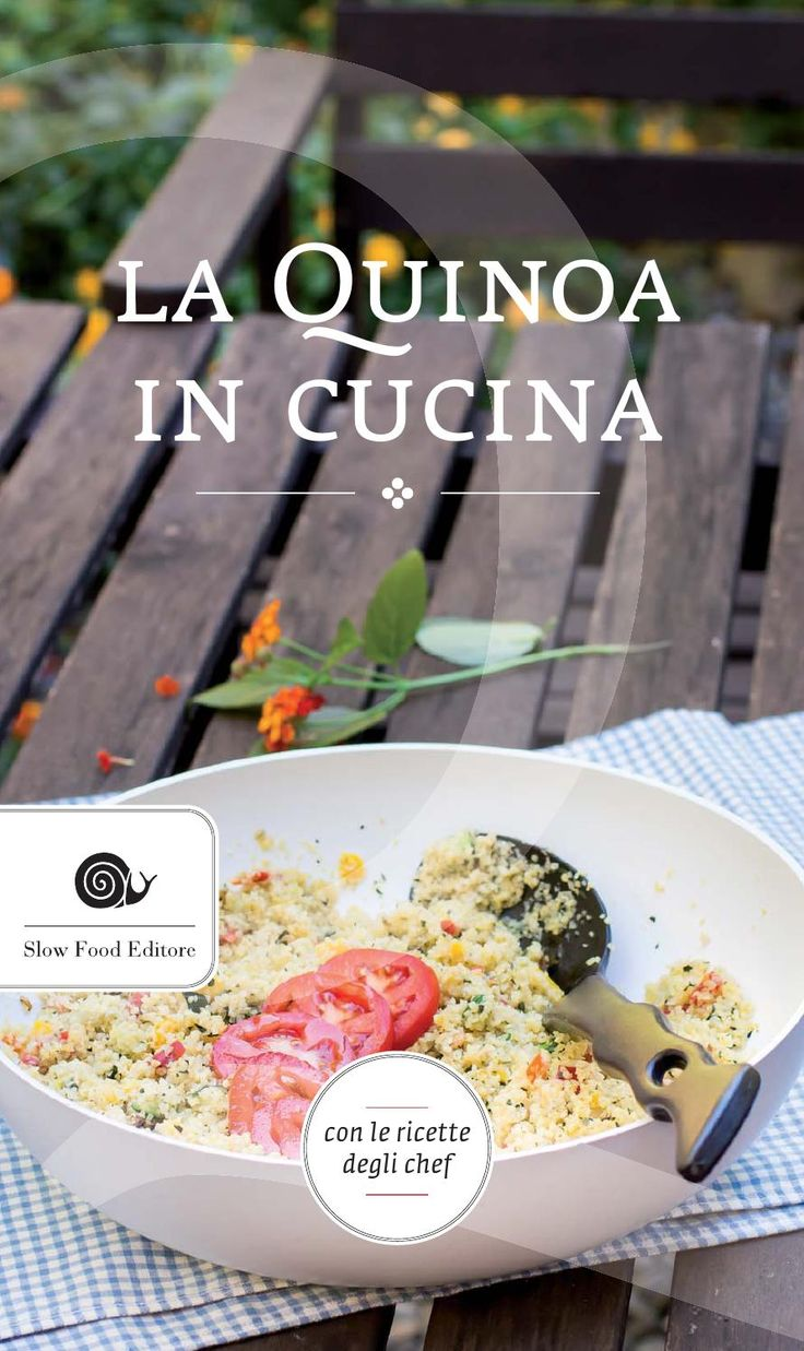 La quinua in cucina by Urpi Y ana - issuu
