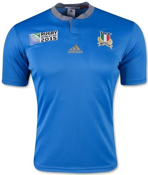 Copa do Mundo de Rugby 2015 - Grupo D - Italia