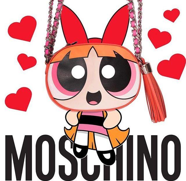 Vilissimo for Moschino